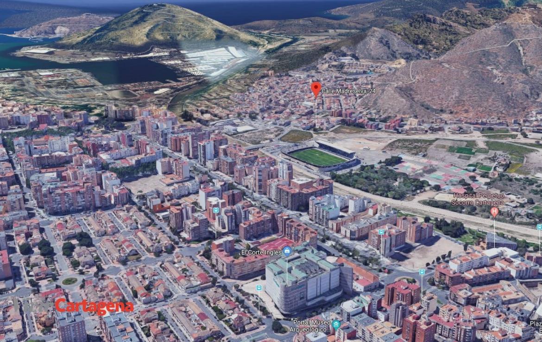 VivirCartagena - Obra Nueva Madreselva24 - Localización