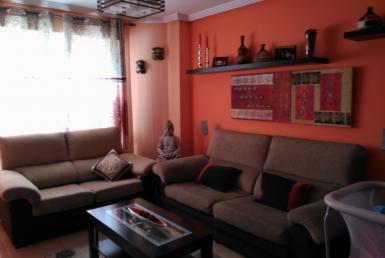 Piso 4 dormitorios La Vaguada salón