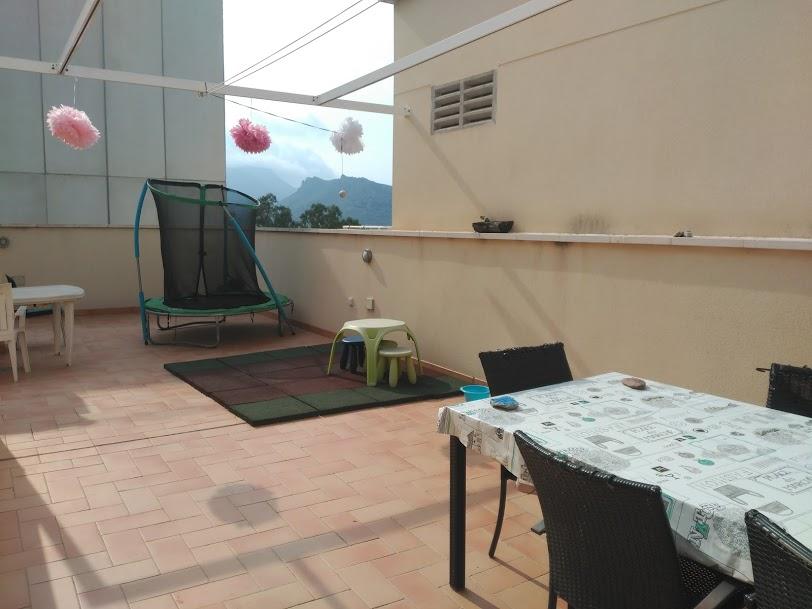 Atico Barrio Universitario Cartagena VCT191