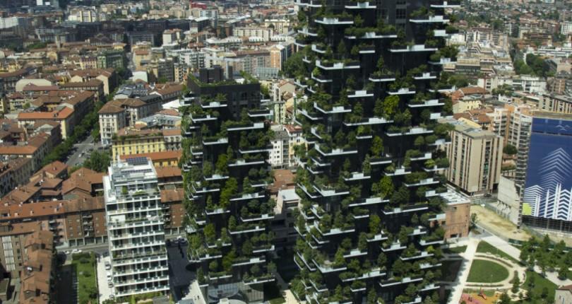 La revolución verde llega a la construcción